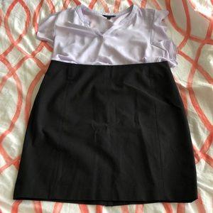 Suit/pencil skirt 📖🖊